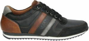 Australian Cornwall heren sneaker - Zwart - Maat 47