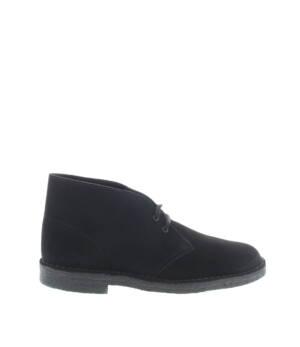 Clarks Originals Desert Boot Black Boots veter-boots