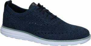 Cole Haan Original Grand Blauwe Veterschoenen Heren 46