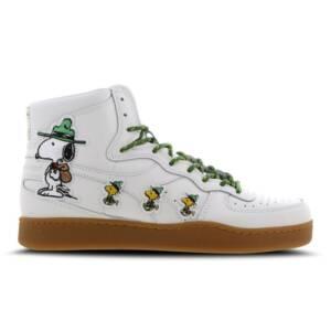 Diadora Mi Basket X Peanuts - Heren Schoenen