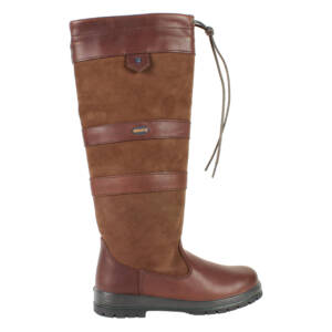 Dubarry Galway Boot Walnut Regenlaarzen