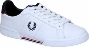 Fred Perry Witte Sneakers Heren 47