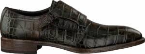 Giorgio Heren Nette schoenen He974160 - Groen - Maat 47