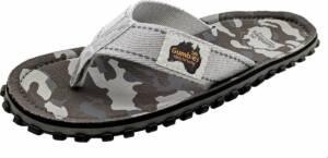 Gumbies  Teenslippers heren  Grey Camouflage   Grijs   Maat 49