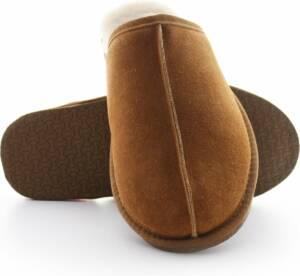Heren pantoffels Walq   Heerlijk warme sloffen   maat 43.5 t/m 47