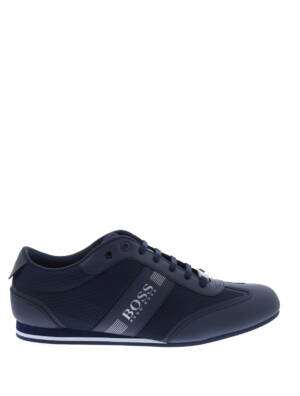 Hugo Boss Lighter Lowp MX Dark Blue Sneakers lage-sneakers