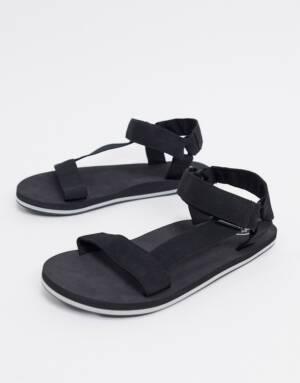 Jack & Jones - Tech - Sandalen in zwart