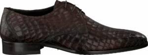 MazzelTov Heren Nette schoenen 3753 - Bruin - Maat 48