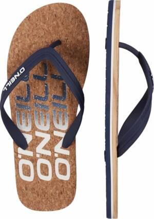 O'Neill - Slippers voor heren - bruin - maat 46 SHOES