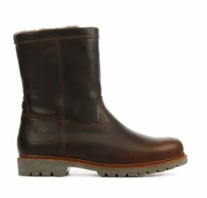 Panama Jack Heren Boots in Leder (Bruin)