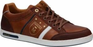 Pantofola d'Oro Mondovi Low Cognac Veterschoenen Heren 50