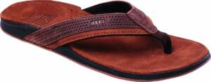 Reef J-Bay Perf Heren Slippers - Brown - Maat 46