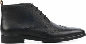 Stefano Lauran Mannen Boots - Samuel - Zwart - Maat 46