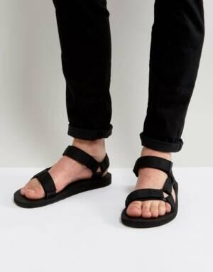 Teva - Original universal - Urban tech - Sandalen in zwart