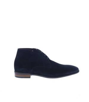 Van Bommel 20057 Dark Blue G+ Wijdte Boots veter-boots
