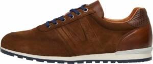Van Lier Anzano Heren Sneakers - Cognac - Maat 46
