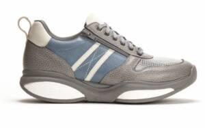 Xsensible Stretchwalker Heren Sneakers (Grijs)