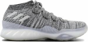 adidas Crazy Explosive 2017 Low PK Primeknit - Andrew Wiggins - Heren Basketbalschoenen Sportschoenen Sneakers Grijs DB0554 - Maat EU 50 UK 14