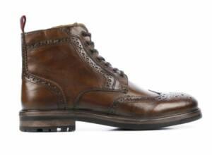 messA Di Due Heren Boots in Leder (Cognac)