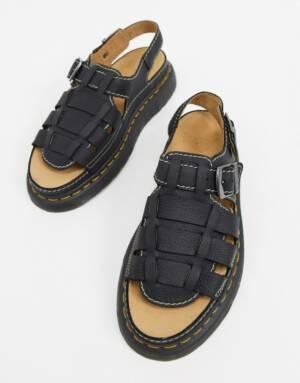 Dr Martens - 8092 Arc - Sandalen in zwart