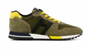 Hogan Heren Sneakers (Groen)