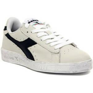 Lage Sneakers Diadora GAME LOW WAXED BLU