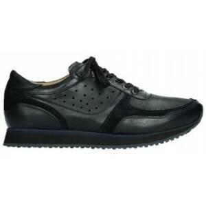 Nette schoenen Wolky 05851 e-Sneaker Men - 24800 blauw stretch leer