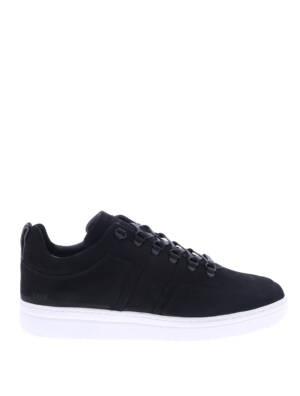 Nubikk Yeye Maze Nubuck Black Nubuck Sneakers