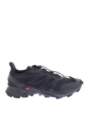 Salomon Supercross Black Sneakers lage-sneakers