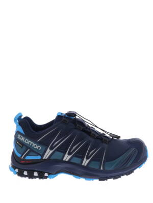 Salomon XA Pro 3D GTX Navy Blazer Hawaiian Sneakers lage-sneakers