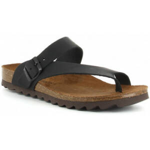 Sandalen Interbios 9511 negro