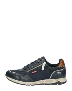 Mustang - Sneakers Laag - Blauw