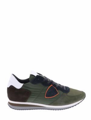 Philippe Model TZLU TRPX Mondial Militare Sneakers lage-sneakers