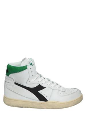 Diadora Mi Basket Used-2 201.158569 C8712 White/Jelly B Sneakers
