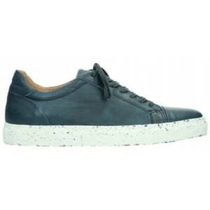 Lage Sneakers Wolky 09483 Forecheck - 22800 blauw leer
