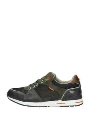 Mustang - Sneakers Laag - Groen