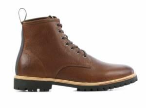 Blackstone Heren Boots in Leder (Bruin)