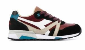 Diadora Heritage Heren Sneakers in Leder (Diversen)