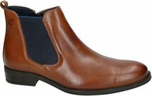 Fluchos -Heren - cognac/caramel - bottine gekleed - maat 46