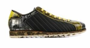 Harris Heren Sneakers (Blauw)