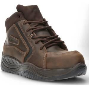 Hoge Sneakers Calzamedi VEILIGHEIDSLAARS COFRA ESALEN S3 SAGUYS M