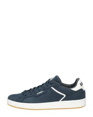 K-swiss - Clean Court Ii Suede - Blauw