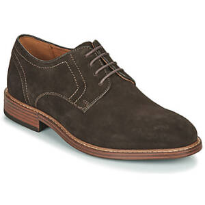 Klassieke Schoenen Rockport Kenton Plain Toe Bitter Chocolate Sde