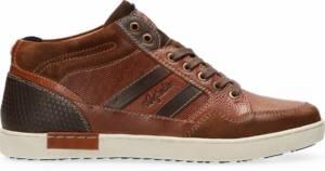 Liam Sneakers Cognac Heren Sneakers - Cognac - maat 49