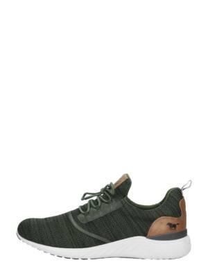Mustang - Heren Sneakers - Khaki