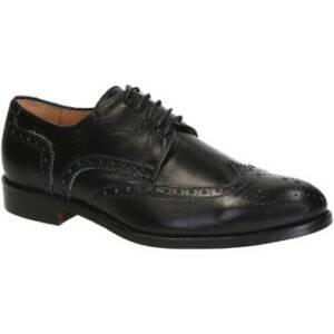 Nette schoenen Leonardo Shoes 05792/FORMA 40 NAIROBI NERO