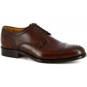 Nette schoenen Leonardo Shoes 07257 NAIROBI CIOCCOLATO