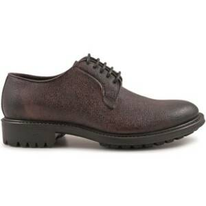 Nette schoenen Leonardo Shoes 4811 SCOZIA DELAVE BORDEAUX I