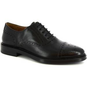 Nette schoenen Leonardo Shoes 7173 VITELLO NERO