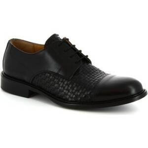 Nette schoenen Leonardo Shoes 912BIS NERO